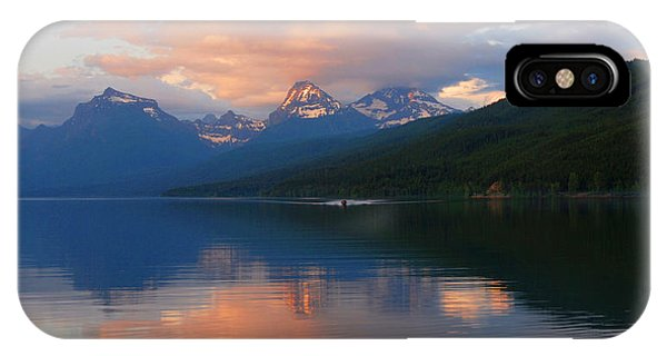Glacier Lake IPhone Case
