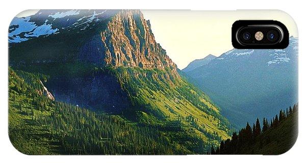Glacier National Park 2 IPhone Case