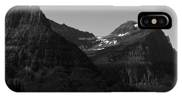 Glacier National Park 2 IPhone Case