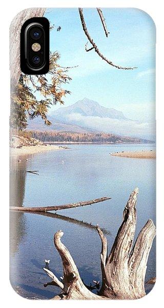 Glacier National Park 3 IPhone Case