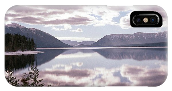 Glacier National Park 6 IPhone Case