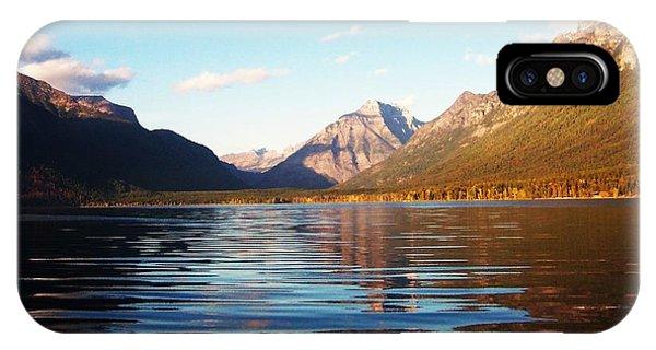Glacier National Park 7 IPhone Case