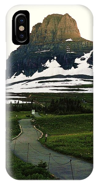 IPhone Case featuring the photograph Glacier National Park 8 by Deahn      Benware