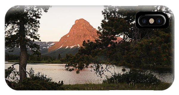 Glacier Nat'l Park-montana Phone Case by Keith Lovejoy