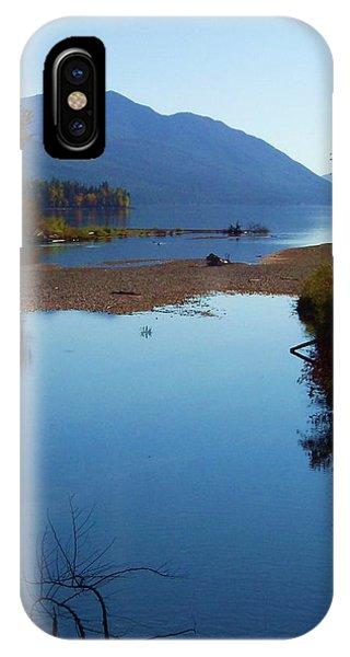 Glacier Park 10 IPhone Case