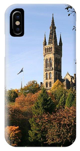Glasgow University IPhone Case