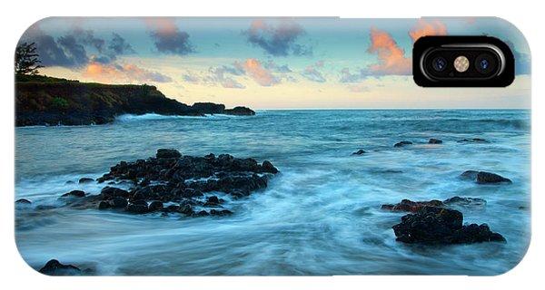 Glass Beach Dawn IPhone Case