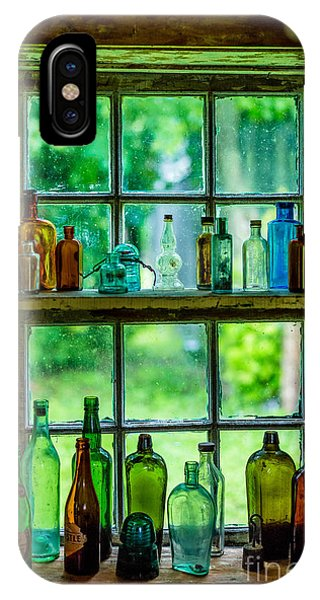 Glass Bottles IPhone Case