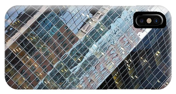 Glass Buildings 4 IPhone Case
