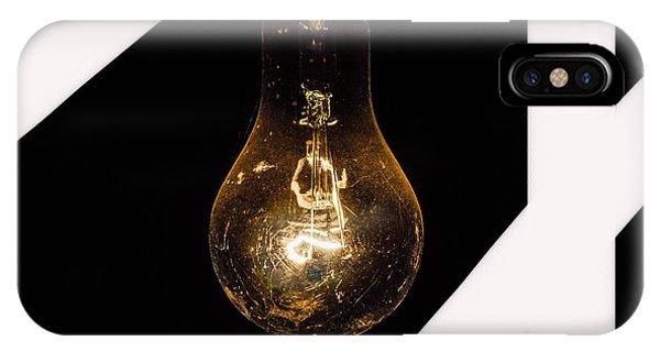 Glass Light Art IPhone Case