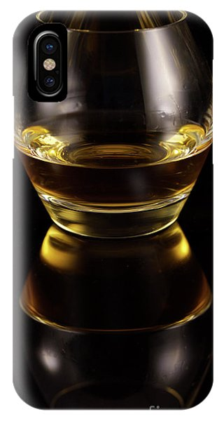 Glass Of Whiskey IPhone Case