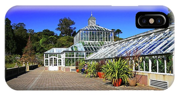 Glasshouse Entrance IPhone Case