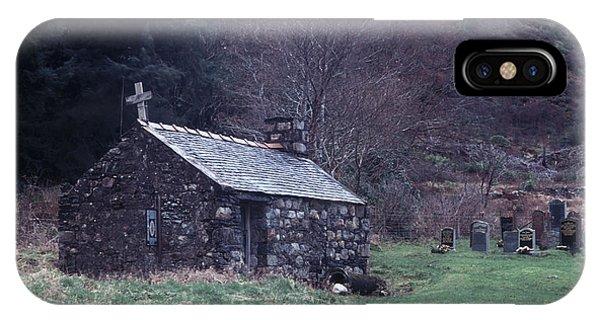 Glencoe Chapel IPhone Case