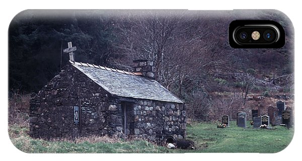 Glencoe Chapel IPhone Case