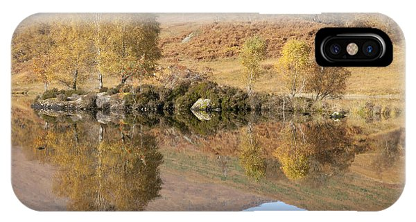 Glengarry Reflection IPhone Case