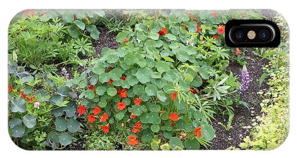 Glenveagh Castle Gardens 4278 IPhone Case