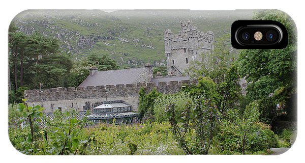 Glenveagh Castle Gardens 4287 IPhone Case