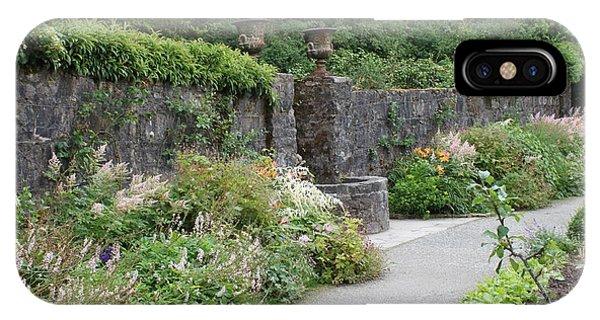 Glenveagh Castle Gardens 4288 IPhone Case