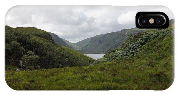 Glenveagh National Park IPhone Case