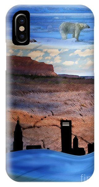 Global Care Be Aware IPhone Case