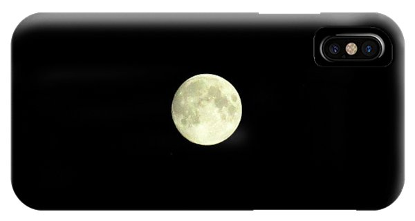 Glorious Moon  IPhone Case