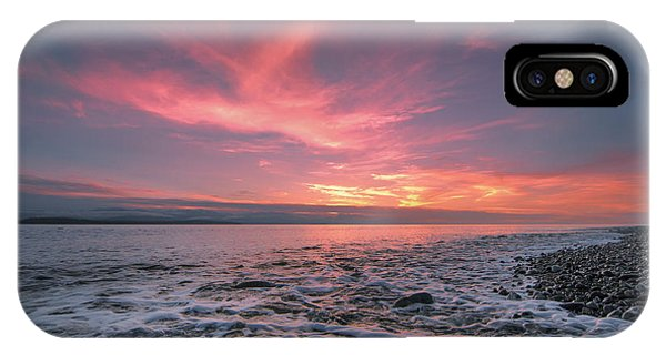 Whidbey iPhone Case - Glorious Sky by Ryan McGinnis