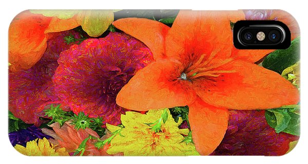Glorious Summer Colors IPhone Case