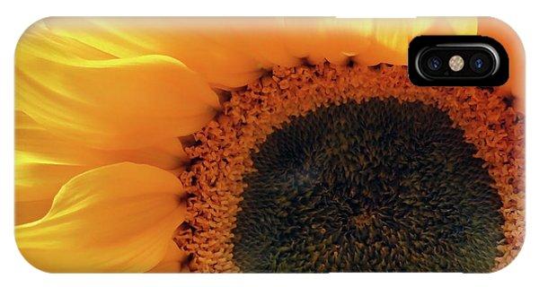 Glorious Sunflower IPhone Case