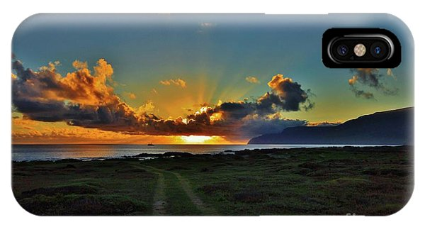 Glorious Sunrise IPhone Case