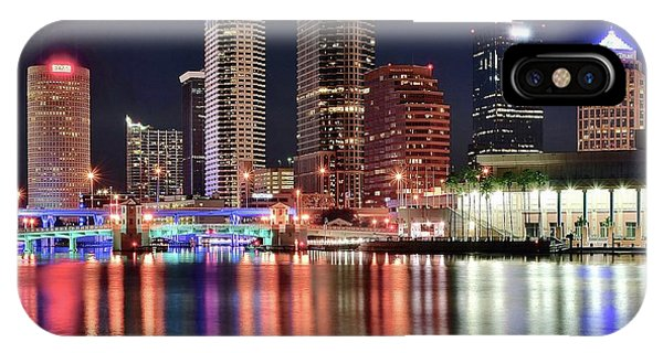 Glorious Tampa Bay Florida IPhone Case