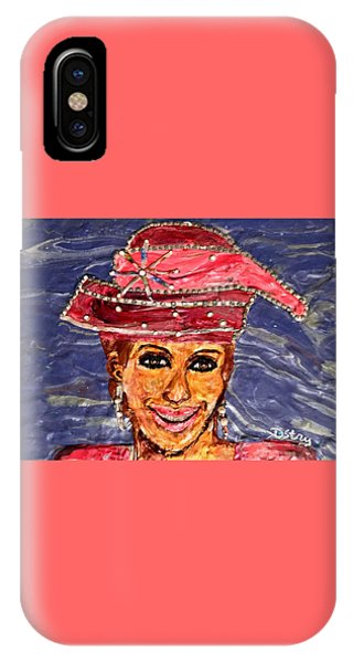 Joy IPhone Case