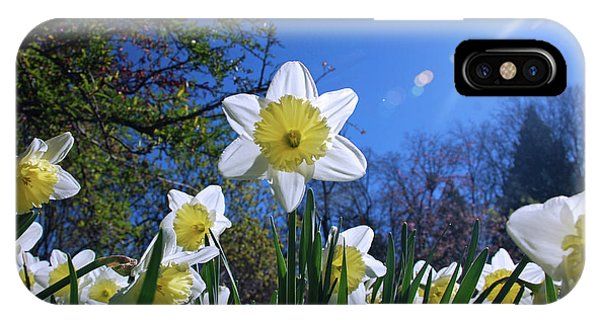Glory Of Spring IPhone Case