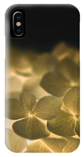 Glow Blossoms IPhone Case