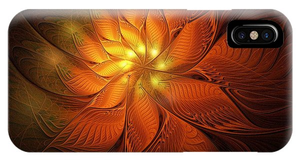iPhone Case - Glowing by Amanda Moore