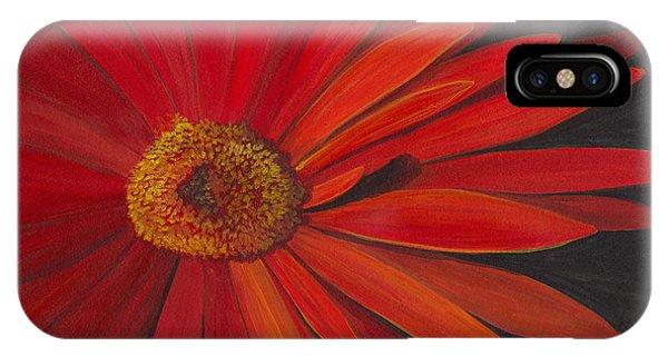 Glowing Gerber IPhone Case
