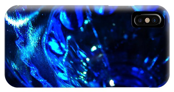 Glowing Glass Beauty IPhone Case