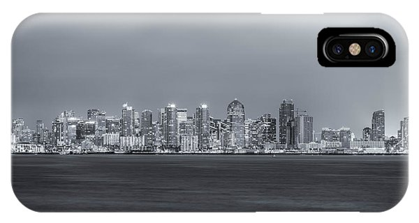 Glowing In The Night IPhone Case