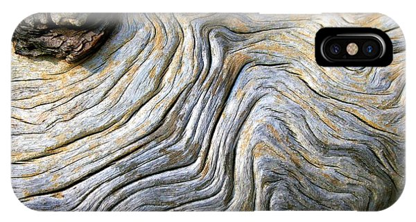 Gnarled Driftwood IPhone Case