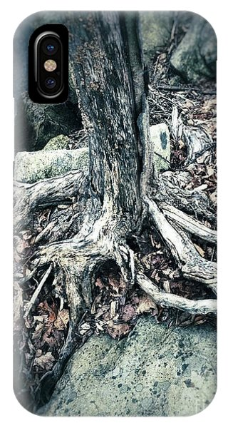 Gnarled Rooted Beauty IPhone Case