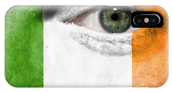 Go Ireland IPhone Case