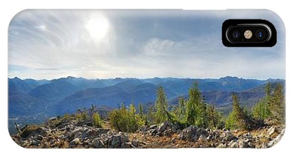 Goat Peak IPhone Case