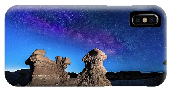 Goblin Milky Way  IPhone Case