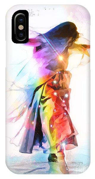 God Colors IPhone Case