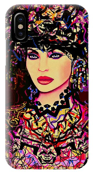 Goddess Of Beauty IPhone Case