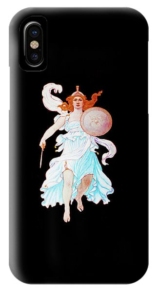 Tote Bag - Goddess of Courage by Tony Rubino Tony Rubino atqt3ATh7k