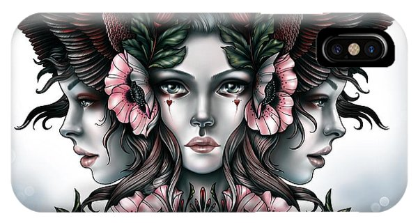 Goddess Of Magic IPhone Case