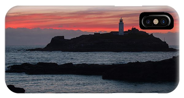 Godrevy Lighthouse IPhone Case