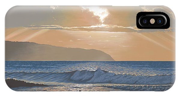 Endless iPhone Case - God's Glory by Andrew Palmer