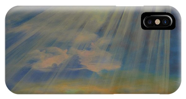 God's Light IPhone Case