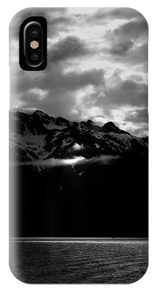 God's Spotlight IPhone Case